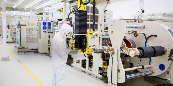 EV battery manufacturing